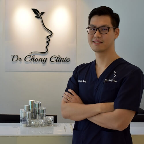 Dr. Brendon Chong Aesthetic Physician